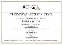Kinga Maciejak Okluzja SSŻ